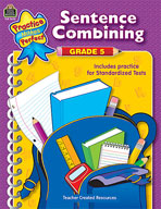 Sentence Combining: Grade 5 (Enhanced eBook)