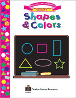 Shapes and Colors (Enhanced eBook)