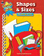 Shapes and Sizes: Grade K (Enhanced eBook)