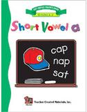 Short Vowel A Workbook