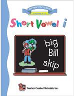 Short Vowel I Workbook