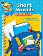 Short Vowels: Grades 1-2 (Enhanced eBook)