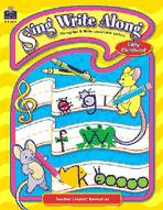 Sing Write Along (Enhanced eBook)
