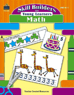 Skill Builders for Young Learners: Math (Enhanced eBook)