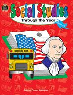 Social Studies Through the Year (Enhanced eBook)