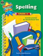 Spelling: Grade 2 (Enhanced eBook)
