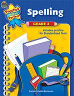Spelling: Grade 3 (Enhanced eBook)