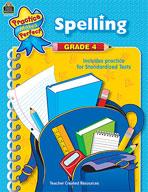 Spelling: Grade 4 (Enhanced eBook)
