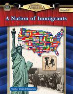 Spotlight On America: A Nation of Immigrants (Grades 5-8) (Enhanced eBook)