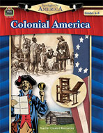 Spotlight On America: Colonial America (Enhanced eBook)