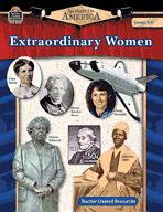 Spotlight On America: Extraordinary Women (Enhanced eBook)