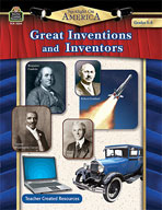 Spotlight On America: Great Inventions and Inventors (Enhanced eBook)