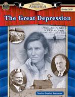 Spotlight on America: The Great Depression (Enhanced eBook)