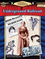 Spotlight on America: Underground Railroad (Enhanced eBook)
