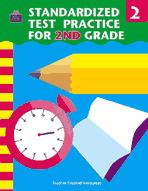 Standardized Test Practice for 2nd: Grade (Enhanced eBook)