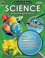 Standards-Based Science Investigations: Grade 3 (Enhanced eBook)