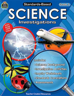 Standards-Based Science Investigations: Grade 5 (Enhanced eBook)