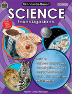 Standards-Based Science Investigations: Grade 6 (Enhanced eBook)