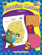 Start to Finish: Amazing Mazes: Grades 2-3 (Enhanced eBook)