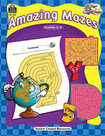 Start to Finish: Amazing Mazes Grd 2-3