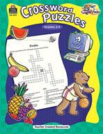 Start to Finish: Crossword Puzzles Grades 3-4