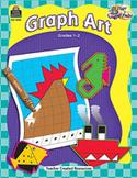 Start to Finish: Graph Art: Grades 1-2 (Enhanced eBook)