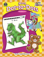 Start to Finish: More Dot-to-Dots Grades K-1 (Enhanced eBook)