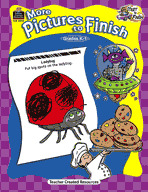 Start to Finish: More Pictures to Finish Grades K-1 (Enhanced eBook)