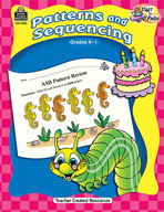 Start to Finish: Patterns and Sequencing: Grades K-1 (Enhanced eBook)