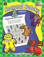 Start to Finish: Seasonal Sudoku Grd 2-3