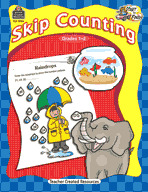 Start to Finish: Skip Counting: Grades 1-2 (Enhanced eBook)