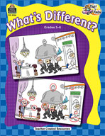 Start to Finish: What's Different? (Grades 5-6) (Enhanced eBook)