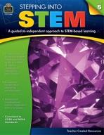 Stepping Into STEM Grade 5