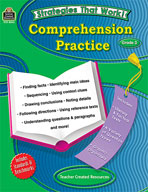 Strategies that Work: Comprehension Practice: Grade 3 (Enhanced eBook)