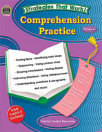 Strategies that Work: Comprehension Practice: Grade 4 (Enhanced eBook)