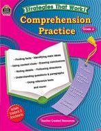 Strategies that Work: Comprehension Practice: Grade 6 (Enhanced eBook)