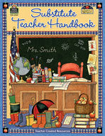 Substitute Teacher Handbook (Enhanced eBook)