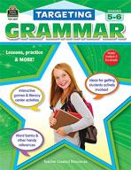 Targeting Grammar: Grades 5-6 (Enhanced eBook)