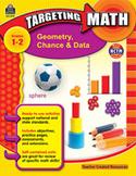Targeting Math: Geometry, Chance and Data (Enhanced eBook)