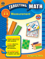 Targeting Math: Measurement (Enhanced eBook)