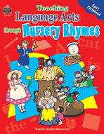Teaching Language Arts Through Nursery Rhymes (Enhanced eBook)