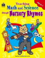 Teaching Math and Science through Nursery Rhymes (Enhanced eBook)