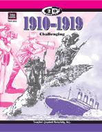 The 20th Century Series: 1910-1919