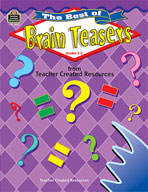 The Best of Brain Teasers (Enhanced eBook)