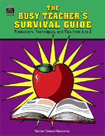The Busy Teacher's Survival Guide (Enhanced eBook)