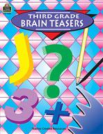Third: Grade Brain Teasers (Enhanced eBook)