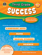 Third Grade Success (Enhanced eBook)