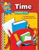 Time: Grades 1-2 (Enhanced eBook)