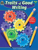 Traits of Good Writing, Grades 1-2