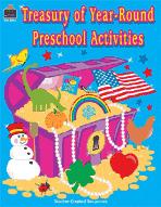 Treasury of Year-Round Preschool Activities (Enhanced eBook)